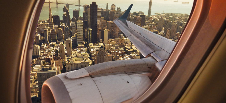 viajar en vuelos baratos es posible