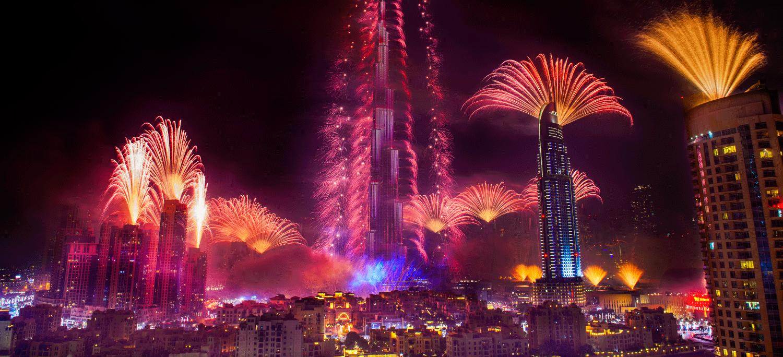 Los mejores destinos para pasar año nuevo!