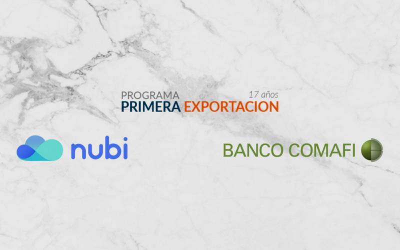 Nubi se suma a Primera Exporación, el programa de asesoramiento gratuito y PyMEs y emprendedores