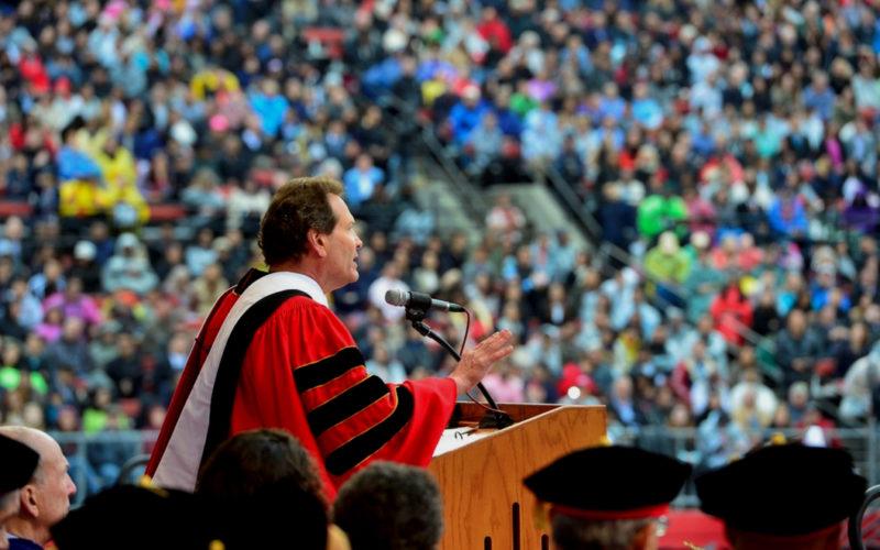 Dan Schulman en la Universidad de Rutgers: ¿Qué tendencias tecnológicas se imponen?