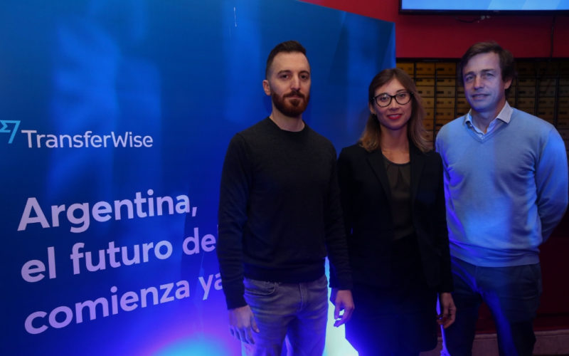 TransferWise: llegó outbound, el servicio que te permite enviar dinero de Argentina hacia el mundo