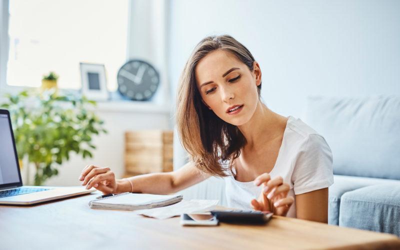 Armar un presupuesto, una de las buenas prácticas en finanzas personales